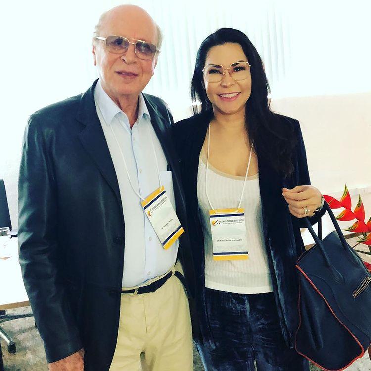Pós-Aula com o grande cirurgião plástica Dr. Ronaldo Pontes